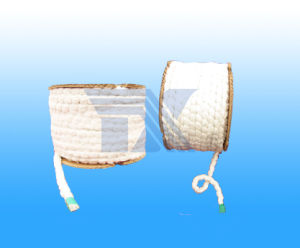 Ceramic Fiber Silver Soft Rope pictures & photos
