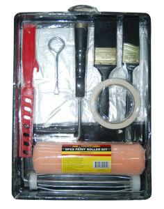 "9"" Professional Paint Roller Set Painting Tools 9PCS Paint Roller Kit pictures & photos"