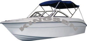 Water Ski Motor Boats with 90HP Engine (GCS-590)