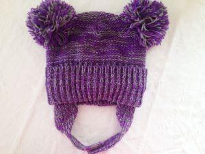 Peruvian, Knit Hat, Knit Headwarmer 15FAAC301