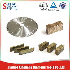 Multi Tool Diamond Granite Segment Blade pictures & photos