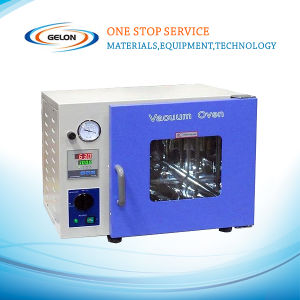 Lithium Ion Battery Vacuum Oven for Battery Drying (GNDZF6050) pictures & photos