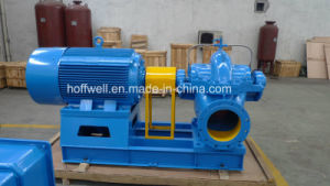 Single Stage Double Suction Split Casing Water Pump pictures & photos