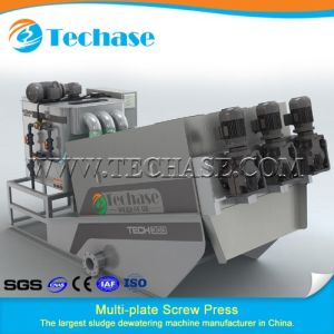Dryer Sewage Treatment Machine for Paper Making Better Than Belt Press pictures & photos