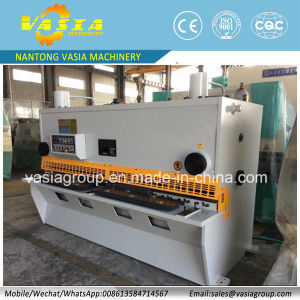 Mild Steel Guillotine Shearing Machine pictures & photos