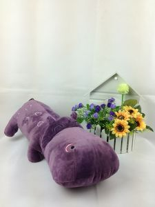 Plush Lovely Hippot Toy. Stuffed Toy for Kids