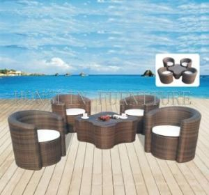 Garden Furniture (HLFA-80R677 5PCS)