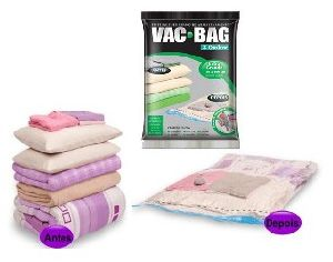 Reusable Ziploc Vacuum Storage Bags pictures & photos