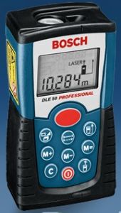 Bosch Digital Laser Distance Meter (Dle50) pictures & photos