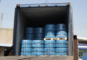 Ungalvanized Steel Wire Ropes (6X15+7FC) pictures & photos