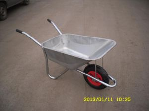 Galvanization Heel Barrow (high quality)