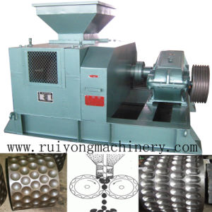 Pressure Roller Ball Press Machine/ Briquette Coal Pellet Forming Machine pictures & photos