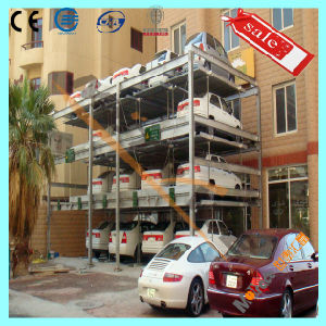 Double-Deck Hydraulic Parking System pictures & photos
