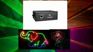 1000MW RGB Cartoon Laser Stage Light (A1000RGB+)