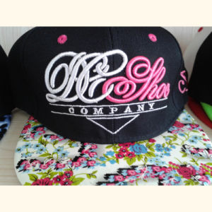 3D Embroidey Bucket Hat and Cap