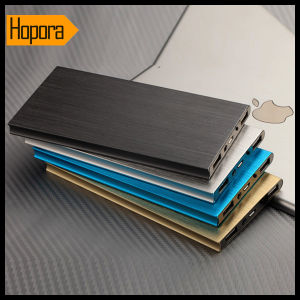 Ultra Slim Thin Portable External Rechargeable Emergency 12000mAh Battery