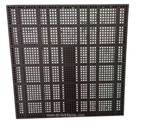 P20 Indoor LED Curtain for Stage Backdrop Lighting Effect pictures & photos
