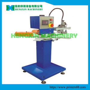 Single Color label Screen Printing Machine on T-Shirt pictures & photos