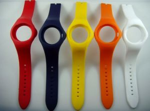 Silicone Watch Band pictures & photos