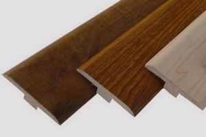 Laminate Flooring T-Moulding pictures & photos