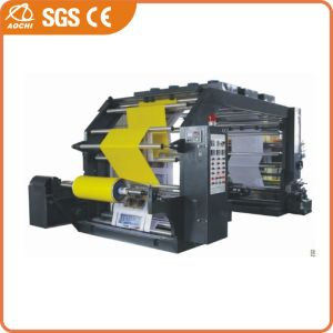High-Speed Plastic Film Flexographic Printing Machine (YTB-41600) pictures & photos