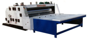 One Color Corrugated Paperboard Printing&Slotting Machine (YSF-A)