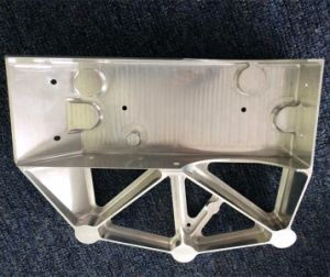Aluminum Alloy Parts Machining Metal Parts Manufacturer pictures & photos