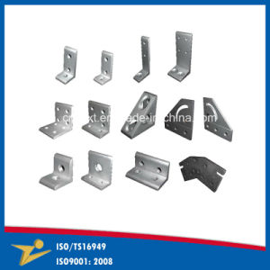 Custom Metal Wall Mounting Brackets with Galvanized Steel pictures & photos
