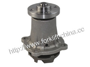 Forklift Pump 4p Water Pump Cover for Toyota