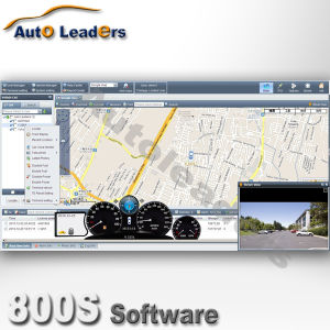 GPS Online Tracking Software 800s With Multi-Reports, Multi-Languages,Multi-Alarms