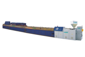 Twin Screw Wood-Plastic Profile Production Line