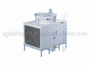 Cross Flow Rectangular Ultra Low Noise Cooling Tower Jn-100UL/S pictures & photos