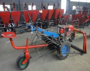 Walking Tractor Mower with Rake/ Scythe Mower for Fodder Harvester Sm-2 pictures & photos