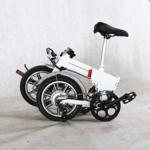 """Cheap 14"""" Folding Electric Bike pictures & photos"""