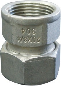Female Coupling (DN15 DN20 DN25)