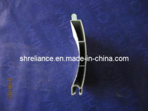 Aluminum/Aluminium Extrusion Profiles for Roll/Roller/Rolling Shutters (RAL-154) pictures & photos