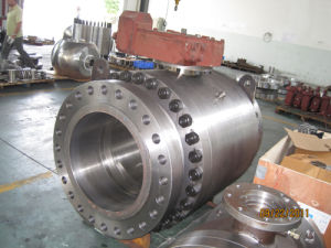 High Pressure Flowing Ball Valve