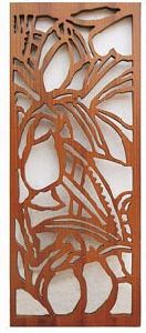 Wood Eco Carved Decorative Panel (WY-47) pictures & photos