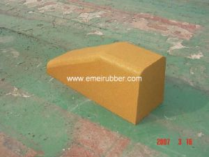 Rubber Ramp/Corner Type/Rubber Traffic Ramp pictures & photos
