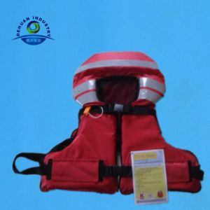 PVC Marine Life Jacket for Navy / Personal Flotation Device (PFD)