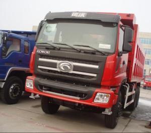 Foton 6X4 Heavy Duty Dump Truck (3P24P6126E(BA))