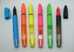 Highlighter with Memo (PM6125)