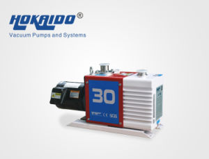 Oil Lubricated Rotary Spring-Free Vane Vacuum Pump (2RH030C)
