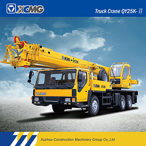 XCMG Official Manufacturer Qy25k-II 25ton Truck Crane pictures & photos