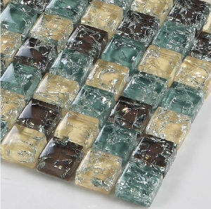 Glass Mosaic Tile (HGM203) pictures & photos