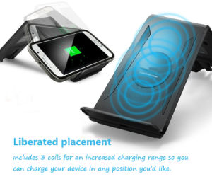 China OEM Factory Cheapest Price Wireless Charger for Samsung S6 / S6 Edge pictures & photos