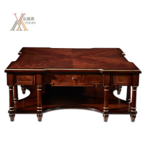 American Style Coffee Table for Living Room (E013coffee table) pictures & photos