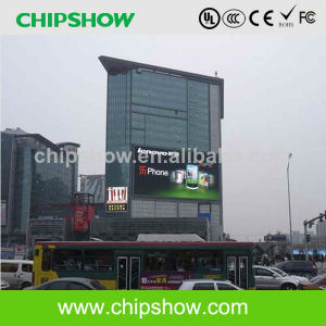 Chipshow Waterproof Outdoor P8 Full Color LED Screen pictures & photos