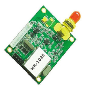 RS232/RS485/Ttl Wireless RF Data Modem for Wireless Smart Home Hr-1025 pictures & photos