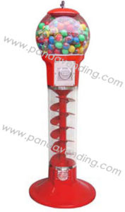 "55"" Spiral Toy Capsule Vending Machine (TR702) pictures & photos"